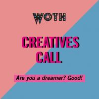 Call for creatives and artists